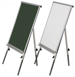 tripod whiteboard whitegreen